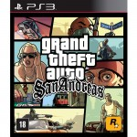 Grand Theft Auto San Andreas [PS3]